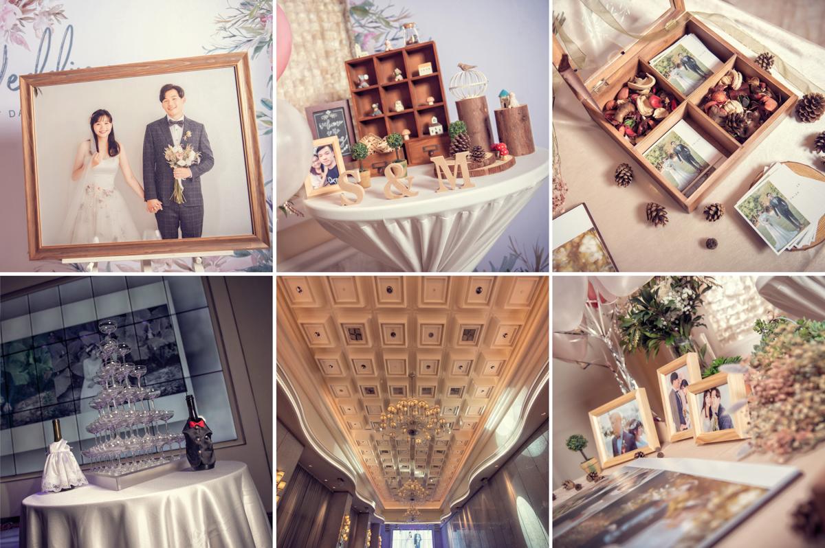 台中林酒店婚禮紀錄-Sean & Misabu-046