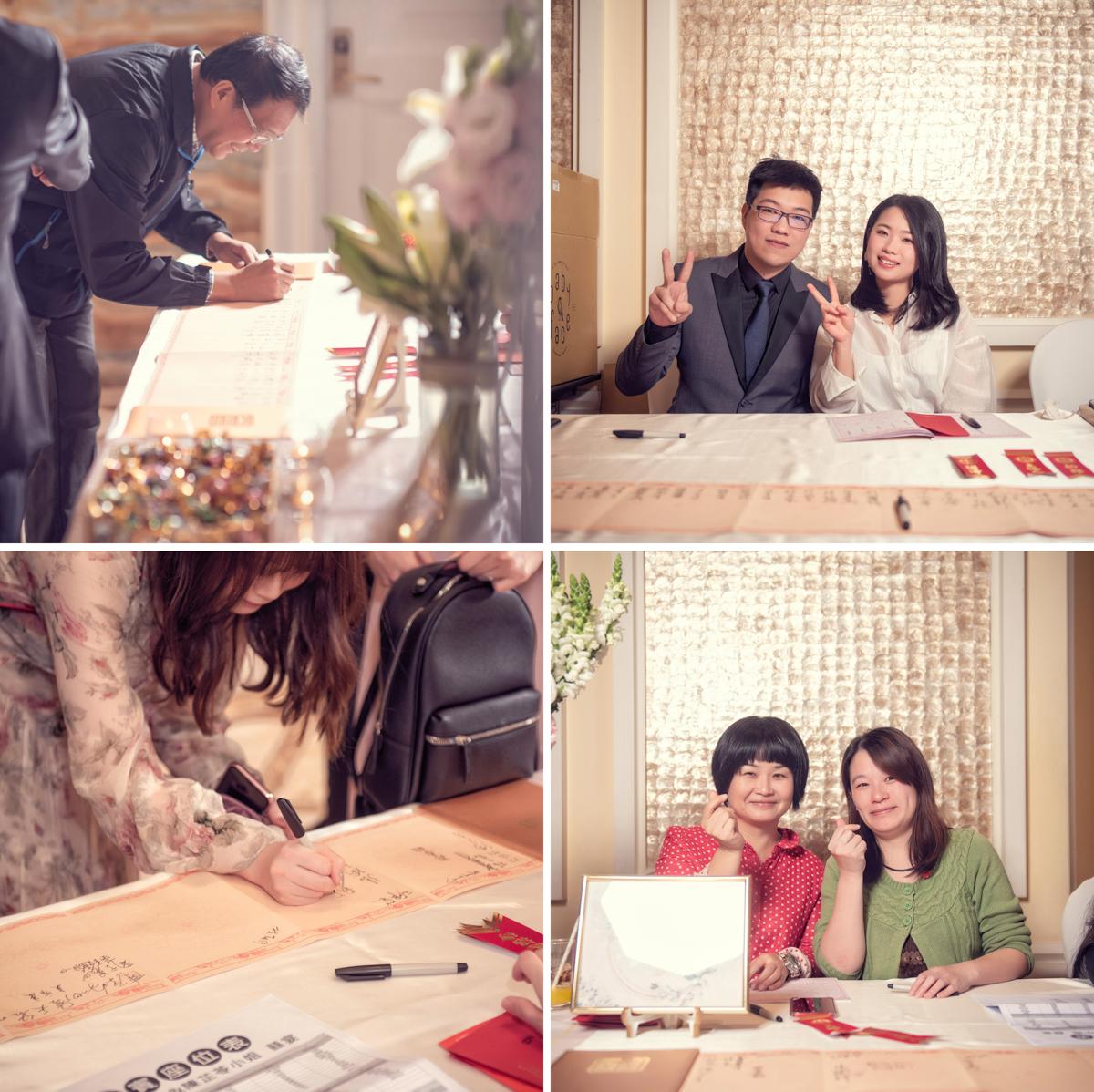 台中林酒店婚禮紀錄-Sean & Misabu-047