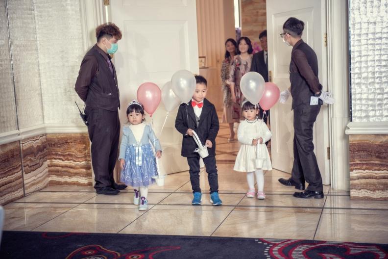 台中林酒店婚禮紀錄-Sean & Misabu-049