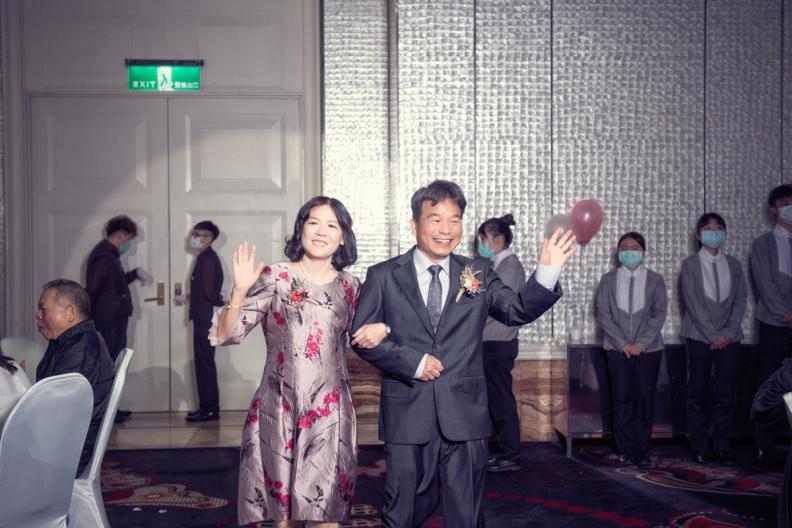 台中林酒店婚禮紀錄-Sean & Misabu-050