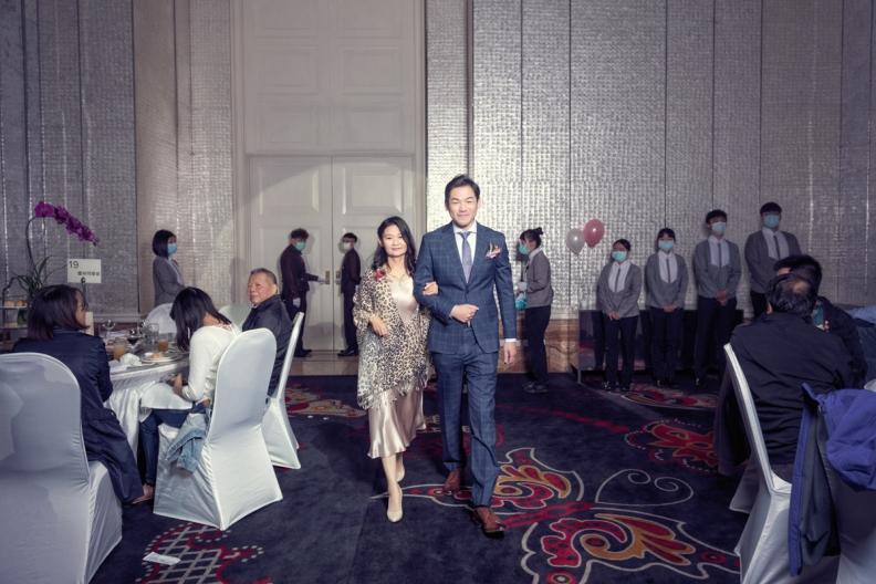 台中林酒店婚禮紀錄-Sean & Misabu-051