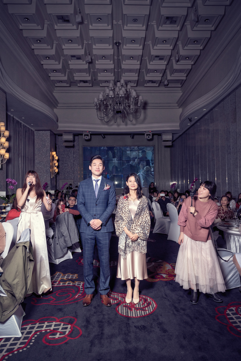 台中林酒店婚禮紀錄-Sean & Misabu-052