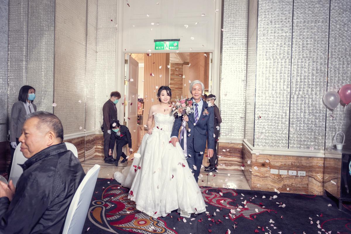 台中林酒店婚禮紀錄-Sean & Misabu-053