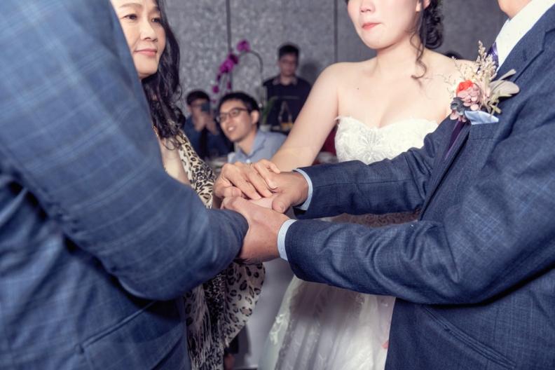 台中林酒店婚禮紀錄-Sean & Misabu-057