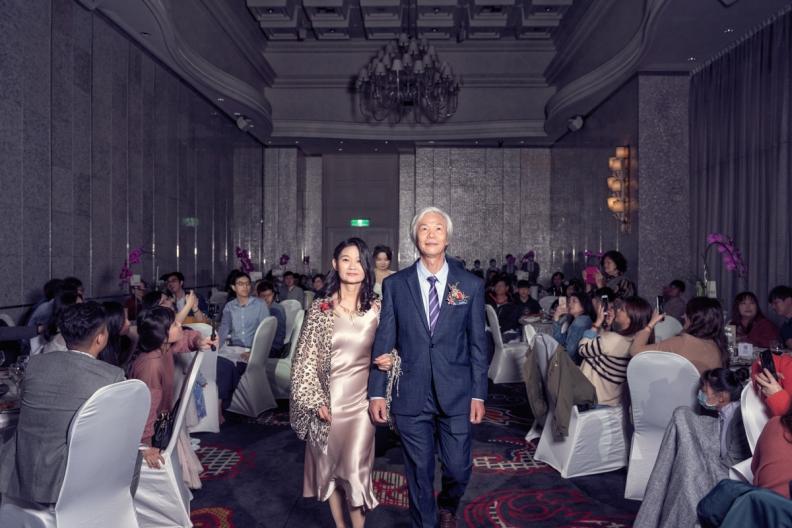 台中林酒店婚禮紀錄-Sean & Misabu-059