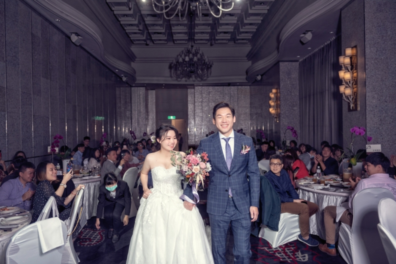 台中林酒店婚禮紀錄-Sean & Misabu-060