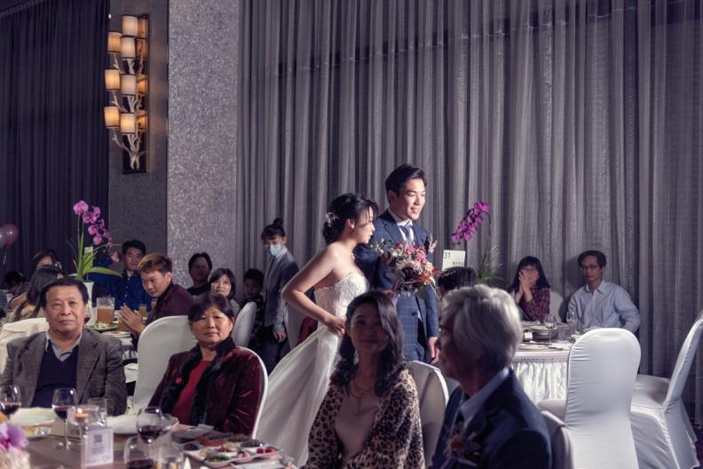台中林酒店婚禮紀錄-Sean & Misabu-061