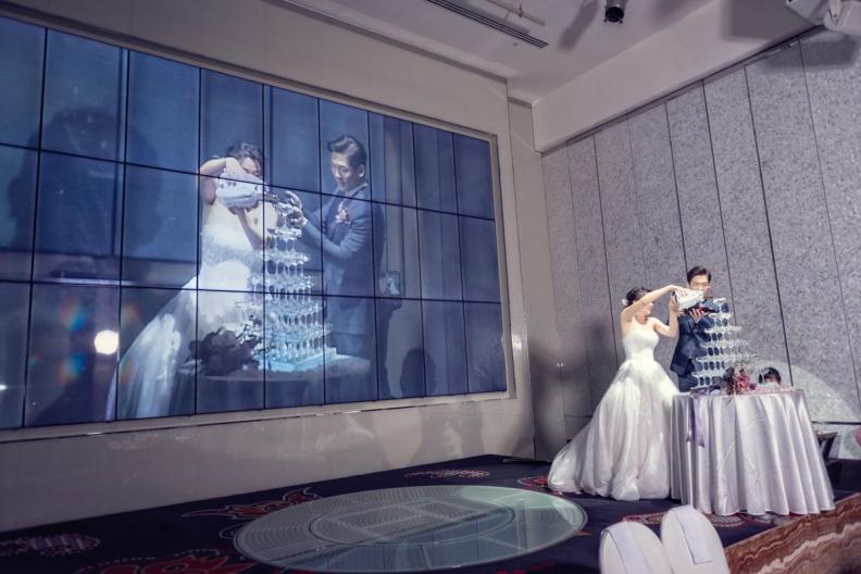台中林酒店婚禮紀錄-Sean & Misabu-062