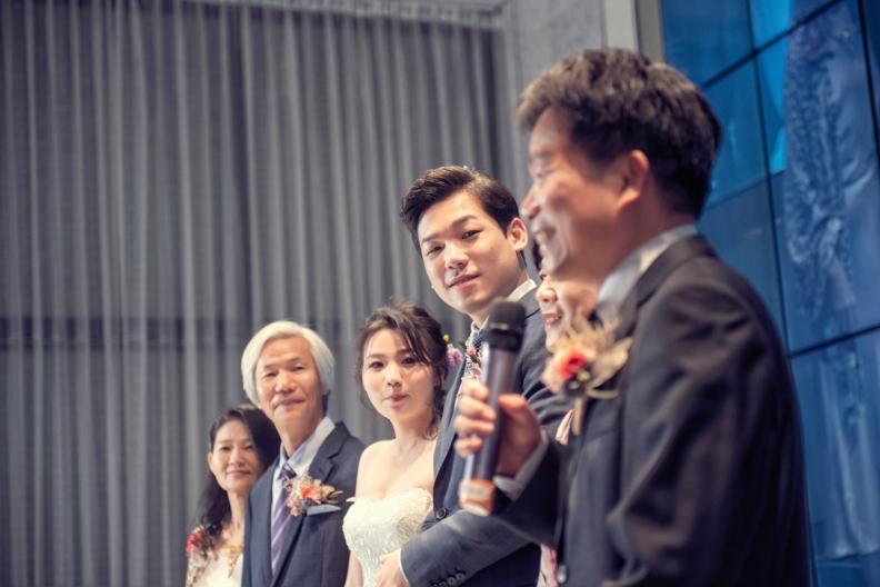 台中林酒店婚禮紀錄-Sean & Misabu-063