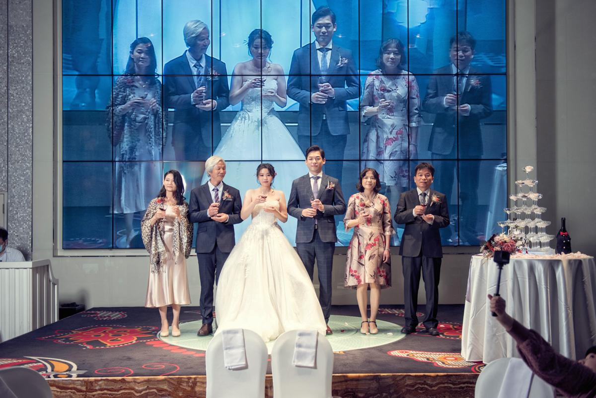 台中林酒店婚禮紀錄-Sean & Misabu-064