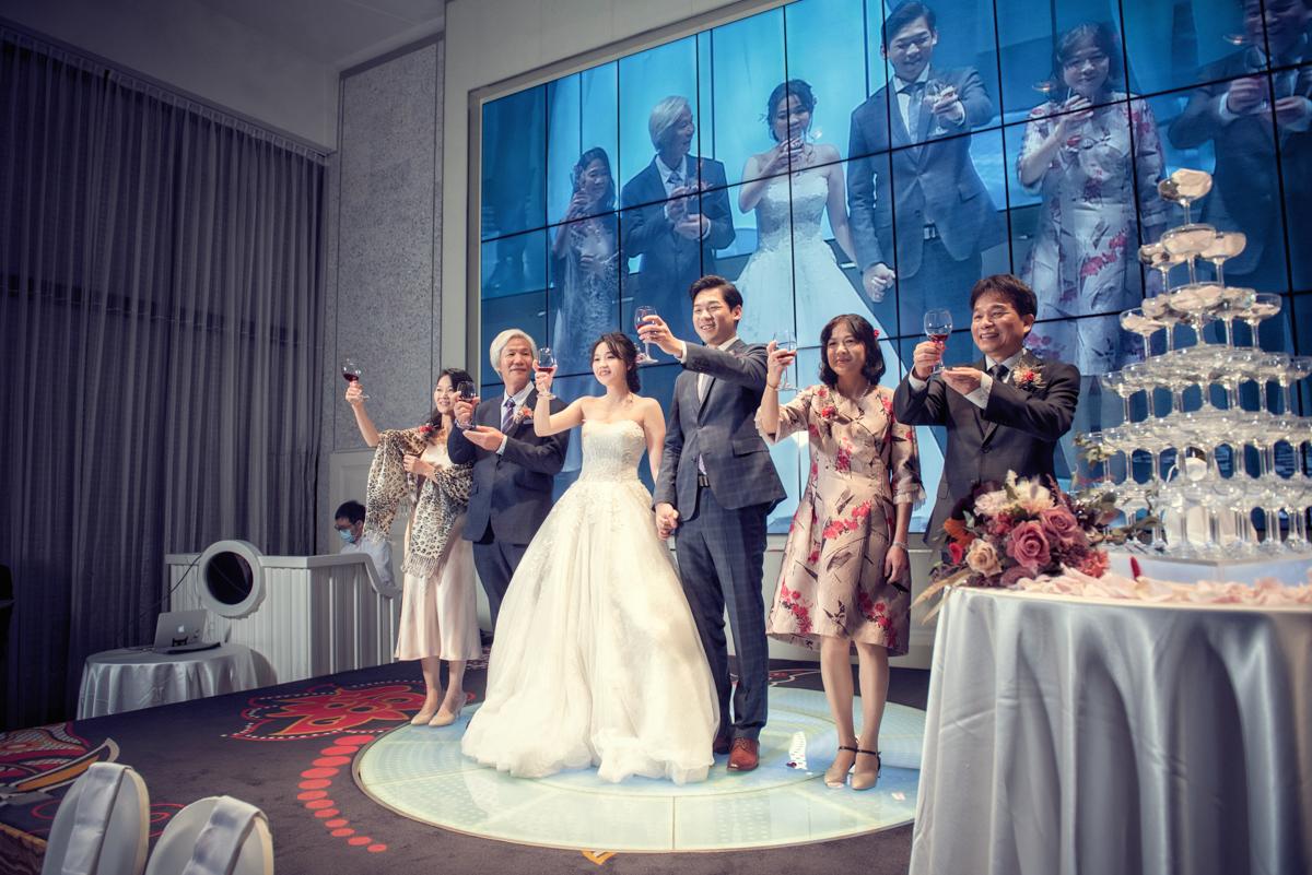 台中林酒店婚禮紀錄-Sean & Misabu-065