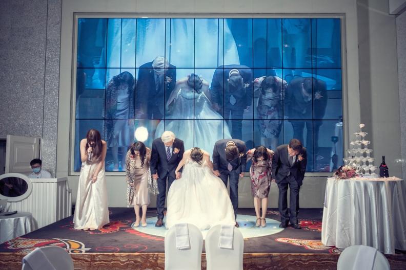 台中林酒店婚禮紀錄-Sean & Misabu-066