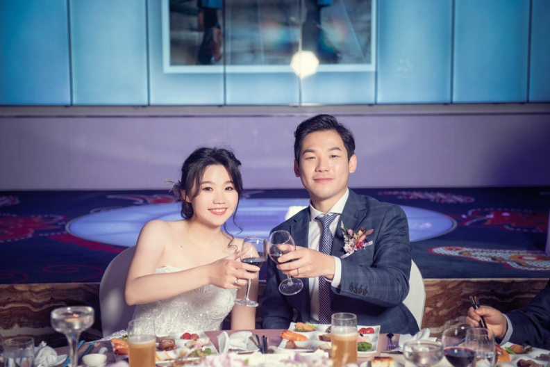 台中林酒店婚禮紀錄-Sean & Misabu-067