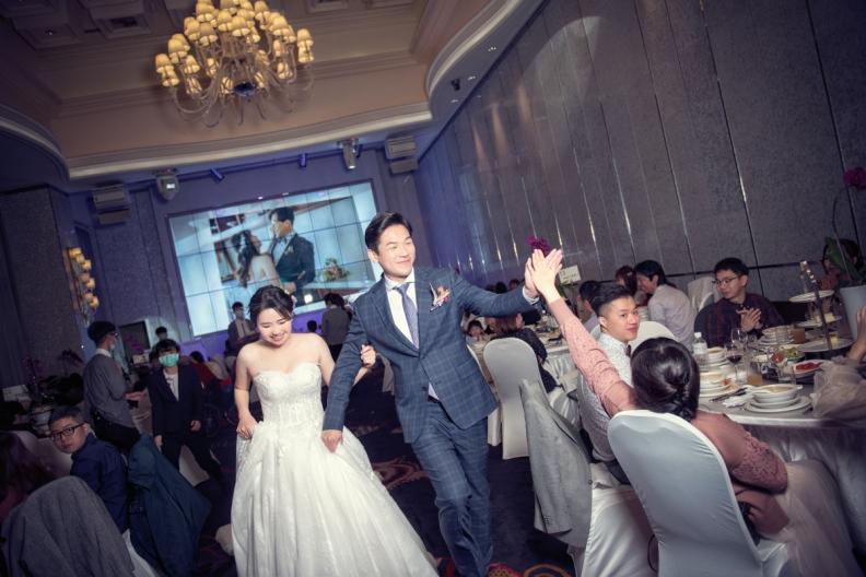 台中林酒店婚禮紀錄-Sean & Misabu-068