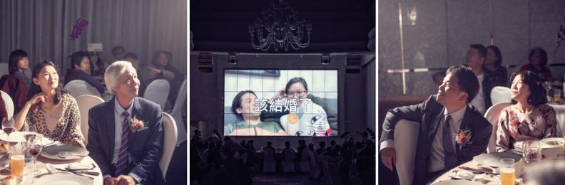 台中林酒店婚禮紀錄-Sean & Misabu-069