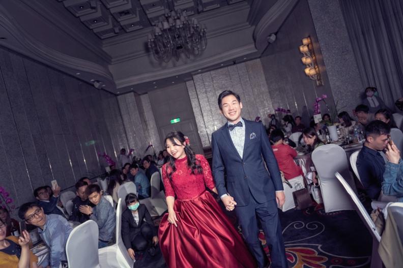 台中林酒店婚禮紀錄-Sean & Misabu-070