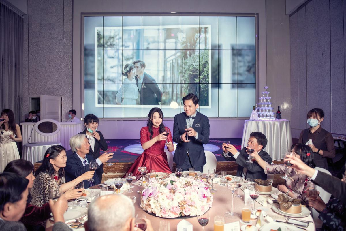 台中林酒店婚禮紀錄-Sean & Misabu-074