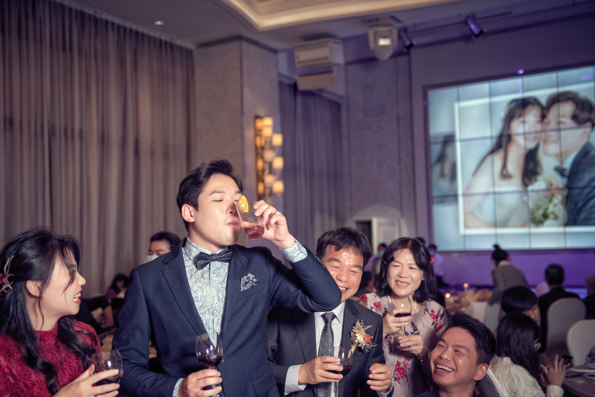 台中林酒店婚禮紀錄-Sean & Misabu-075