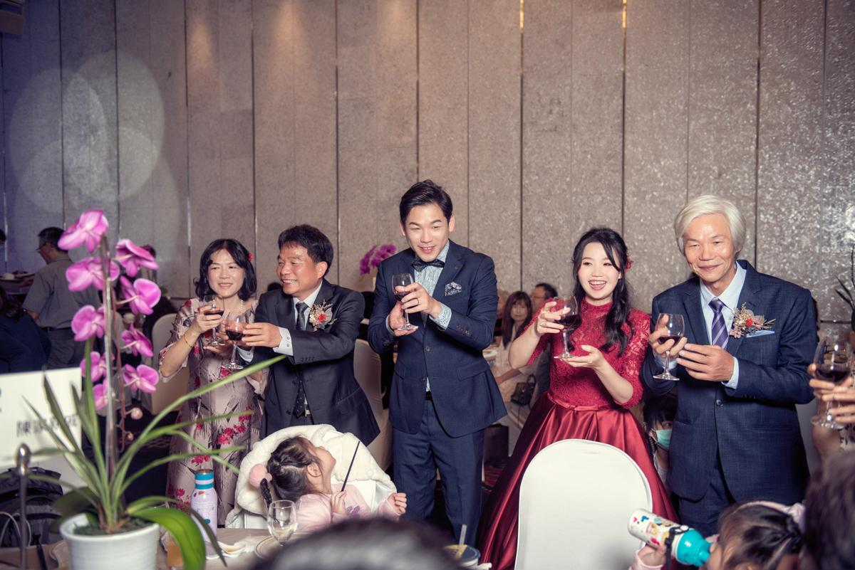 台中林酒店婚禮紀錄-Sean & Misabu-076