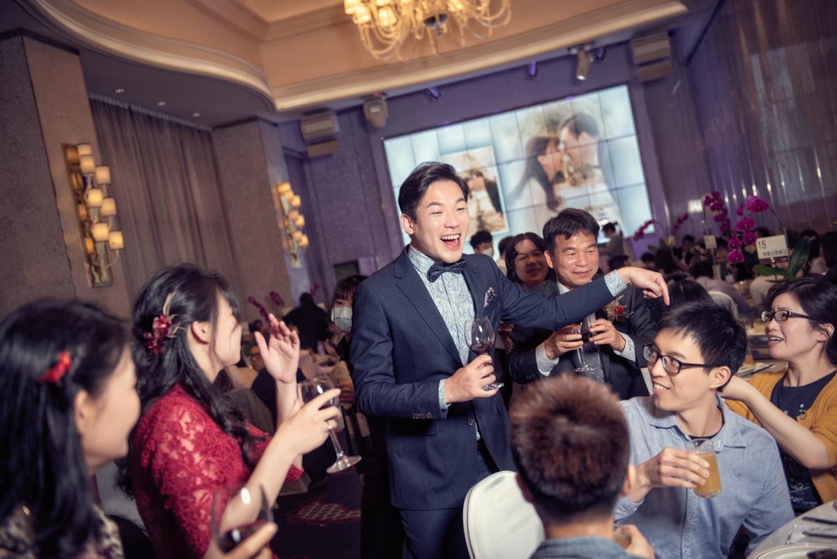 台中林酒店婚禮紀錄-Sean & Misabu-077