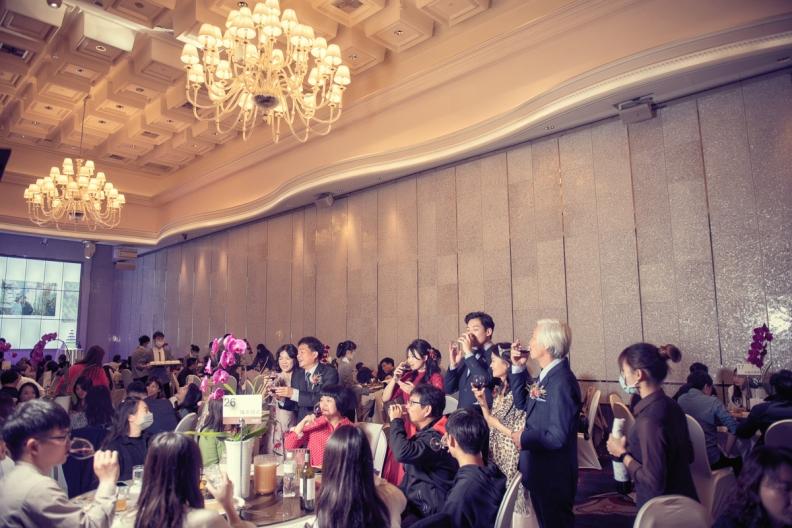 台中林酒店婚禮紀錄-Sean & Misabu-078