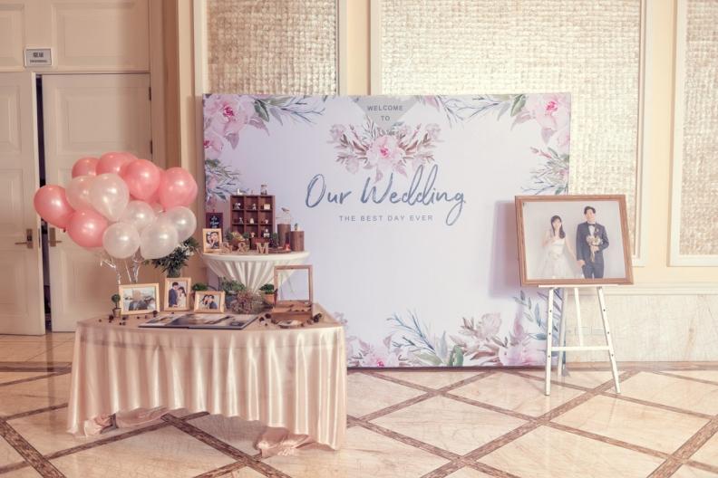 台中林酒店婚禮紀錄-Sean & Misabu-079