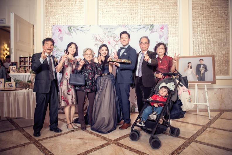 台中林酒店婚禮紀錄-Sean & Misabu-081