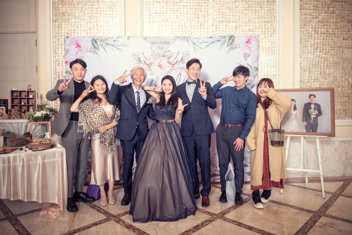台中林酒店婚禮紀錄-Sean & Misabu-082