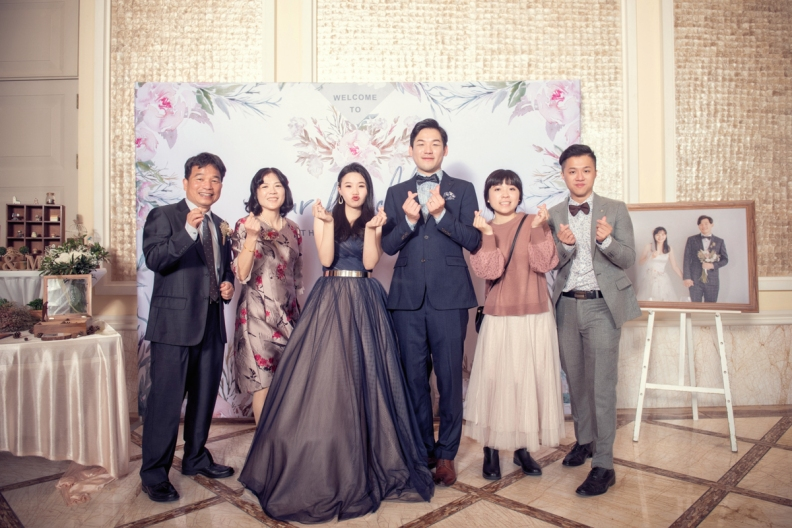 台中林酒店婚禮紀錄-Sean & Misabu-083