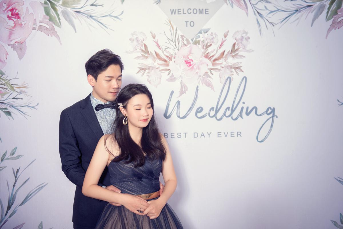 台中林酒店婚禮紀錄-Sean & Misabu-084