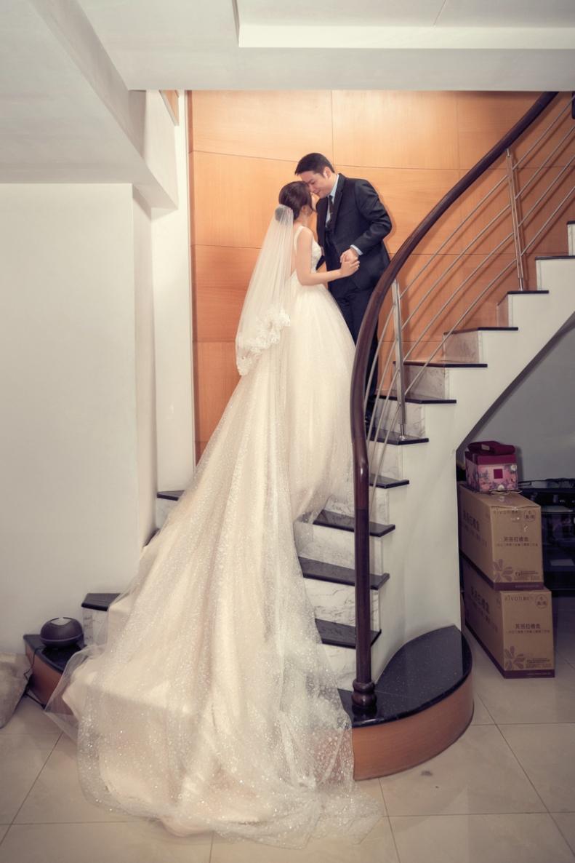 Luke & Tammy - 華漾大飯店婚禮紀錄001