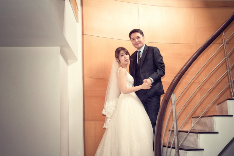 Luke & Tammy - 華漾大飯店婚禮紀錄002