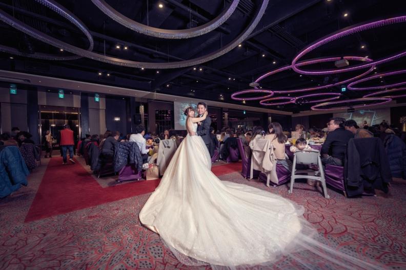 Luke & Tammy - 華漾大飯店婚禮紀錄007