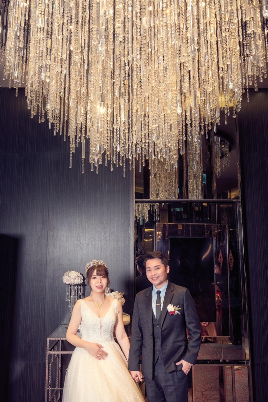 Luke & Tammy - 華漾大飯店婚禮紀錄008