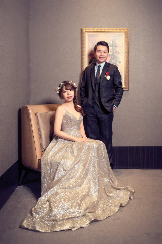 Luke & Tammy - 華漾大飯店婚禮紀錄009
