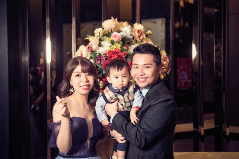 Luke & Tammy - 華漾大飯店婚禮紀錄010
