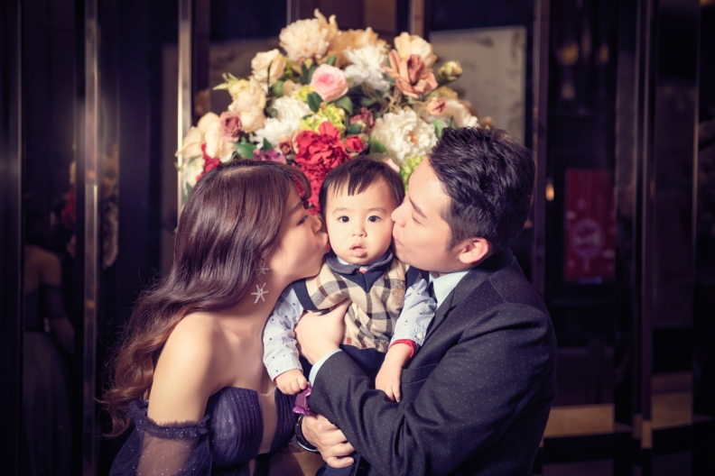 Luke & Tammy - 華漾大飯店婚禮紀錄011