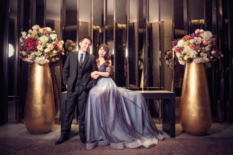 Luke & Tammy - 華漾大飯店婚禮紀錄012