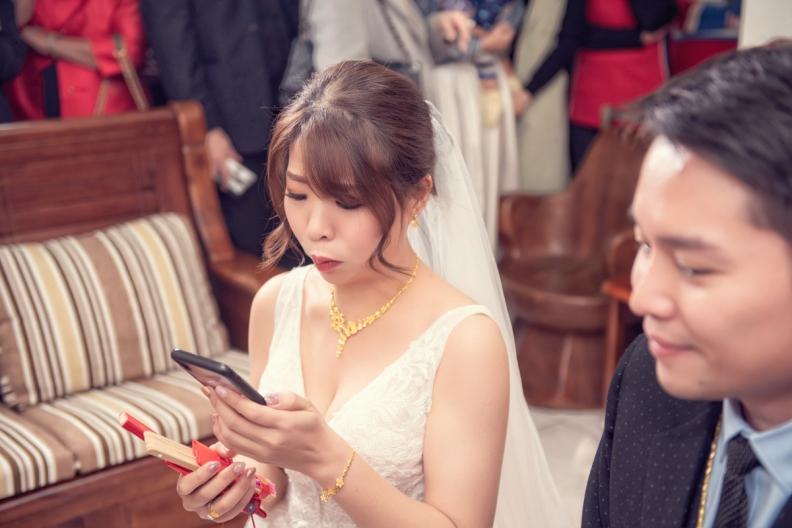 Luke & Tammy - 華漾大飯店婚禮紀錄031