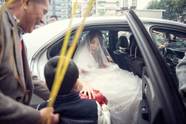 Luke & Tammy - 華漾大飯店婚禮紀錄036