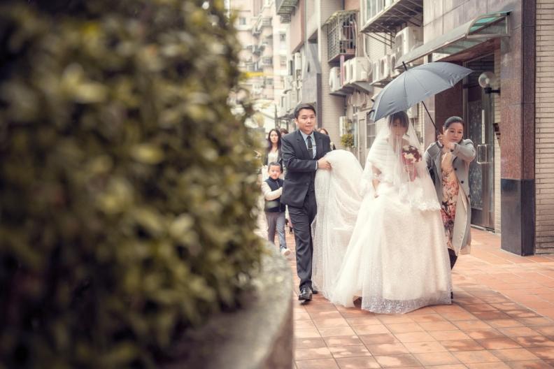 Luke & Tammy - 華漾大飯店婚禮紀錄037