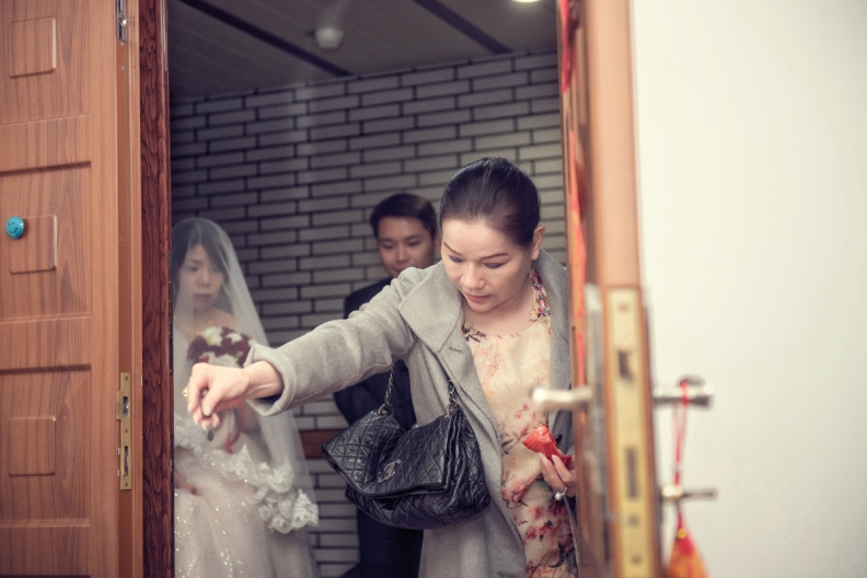 Luke & Tammy - 華漾大飯店婚禮紀錄038