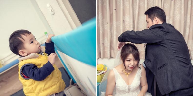 Luke & Tammy - 華漾大飯店婚禮紀錄040