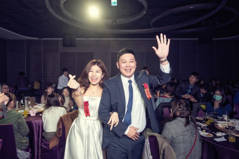 Luke & Tammy - 華漾大飯店婚禮紀錄047