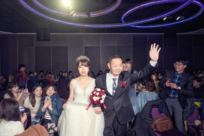 Luke & Tammy - 華漾大飯店婚禮紀錄050