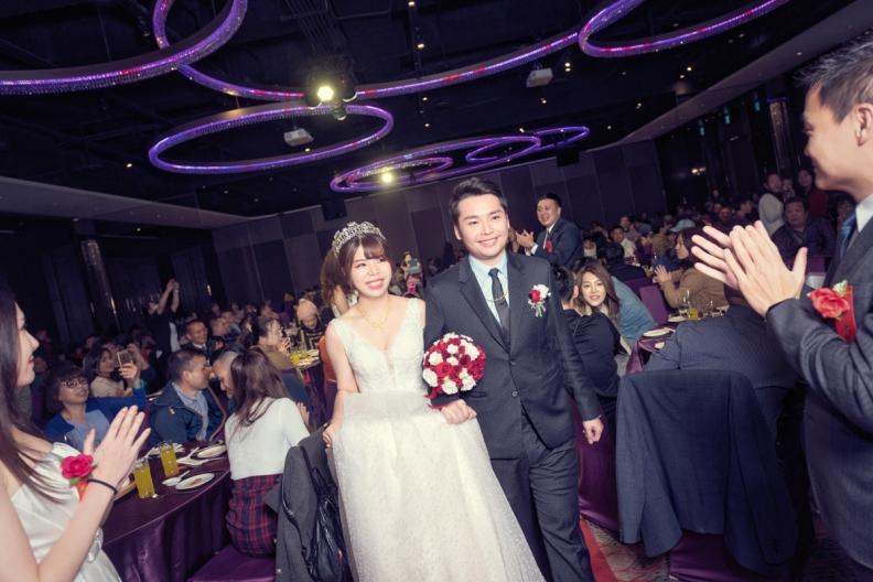 Luke & Tammy - 華漾大飯店婚禮紀錄053