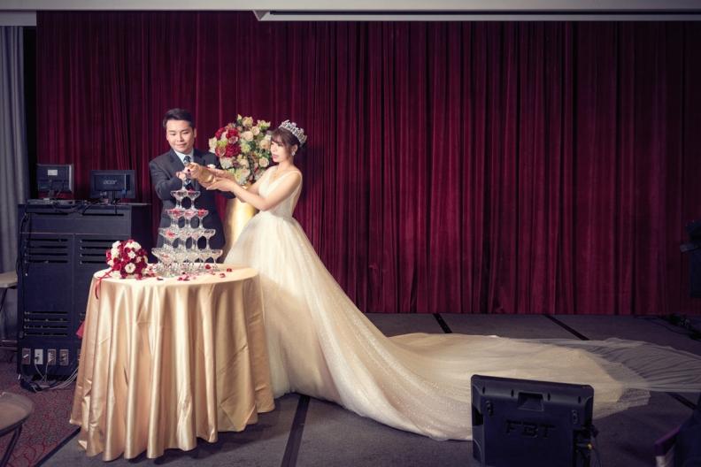Luke & Tammy - 華漾大飯店婚禮紀錄054