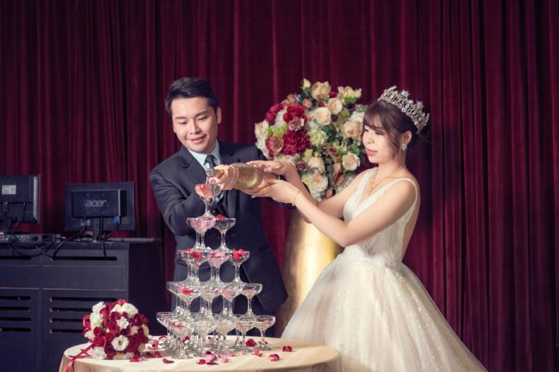 Luke & Tammy - 華漾大飯店婚禮紀錄055