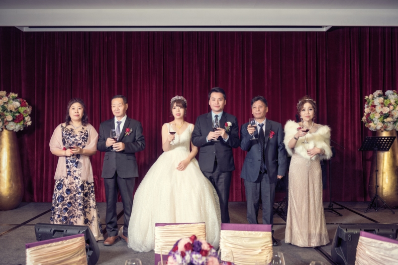 Luke & Tammy - 華漾大飯店婚禮紀錄056