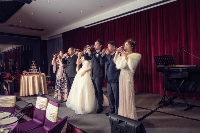 Luke & Tammy - 華漾大飯店婚禮紀錄057